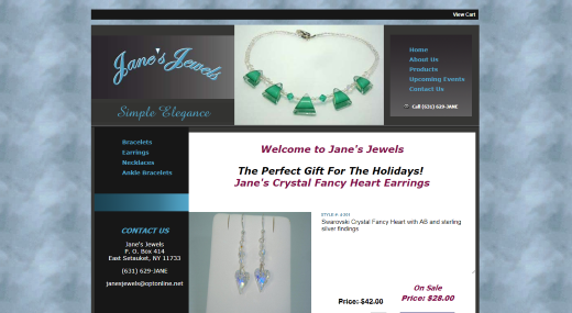 JANE'S JEWELS