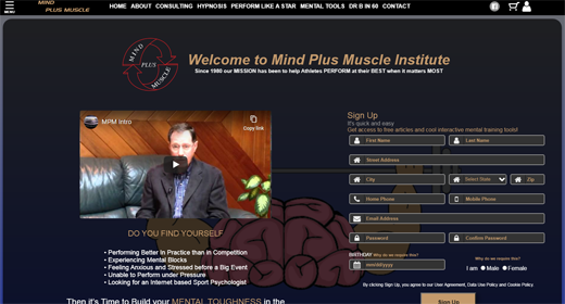 MIND PLUS MUSCLE